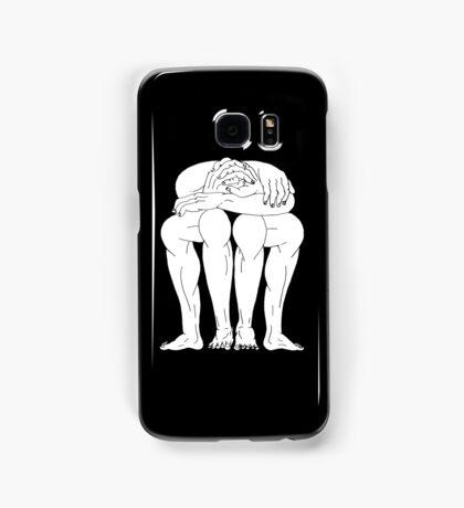 between Samsung Galaxy Case/Skin
