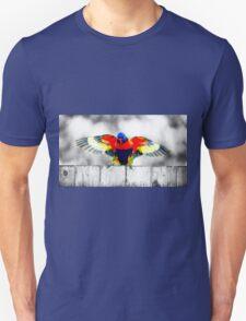 Gold Coast Rainbow Lorikeet T-Shirt
