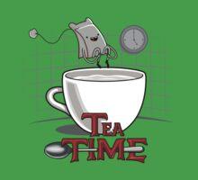 Tea Time - Adventure Time Kids Clothes