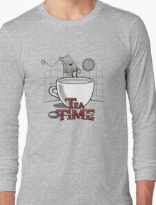 Tea Time - Adventure Time Long Sleeve T-Shirt