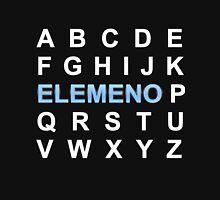 ABC ELEMENO Alphabet Unisex T-Shirt
