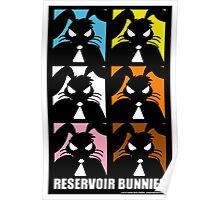 Reservoir Bunnies Poster Poster