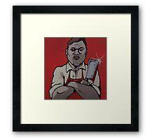 bloodthirsty Framed Print