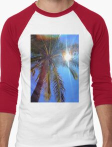 Paradise Men's Baseball ¾ T-Shirt