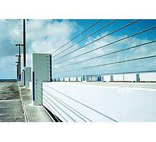 Lines Photographic Print