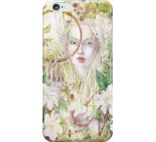 Daphnis - Honeybee Goddess iPhone Case/Skin
