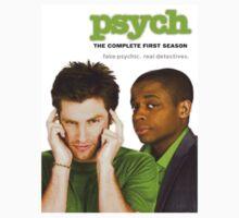 Psych Season One - a.ka. the best season by kelsiroth2