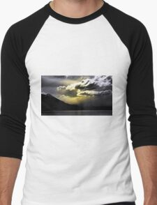 Tekapo Storm New Zealand Men's Baseball ¾ T-Shirt