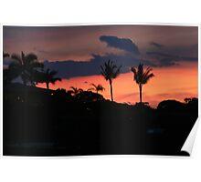 Hawaiin Sky Poster