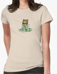 Owl in a teacup T-Shirt