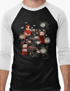 Little Tea Tree Men's Baseball ¾ T-Shirt