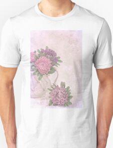 Tea Pot Asters T-Shirt