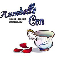 Rumbelle Con 2015 by RiskPig