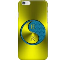 Gemini & Boar Yin Water iPhone Case/Skin