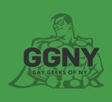 GGNY Hero Ace - Dark by Gay Geeks of  NY