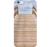 Beach Boardwalk iPhone Case/Skin