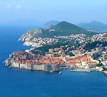 Dubrovnik by Béla Török