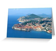 Dubrovnik Greeting Card