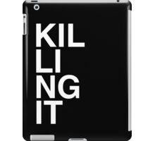 Killing It iPad Case/Skin