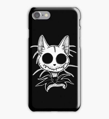 The Punkin King iPhone Case/Skin