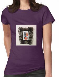 ahsoka tano Womens Fitted T-Shirt