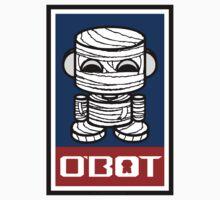 Mummy O'bot 2.1 by Carbon-Fibre Media