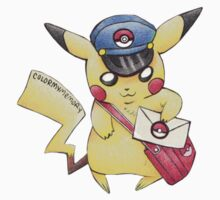Pikacute: Special Delivery by ColorMyMemory