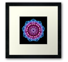 53 AUSPICIOUS ~ I am Aware Framed Print