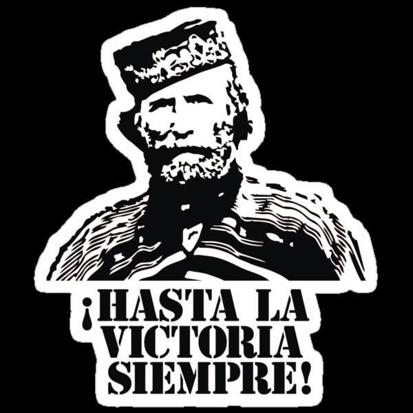 Hasta la victoria siempre by Max Alessandrini