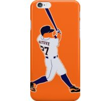 Jose Altuve iPhone Case/Skin