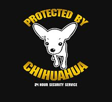 Protected By Chihuahua Unisex T-Shirt