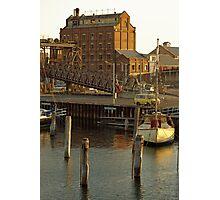 Port Adelaide Photographic Print