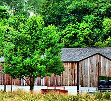 Old Barn~ by WJPhotography