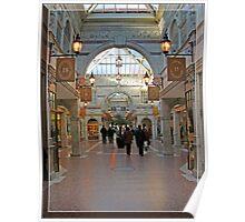 Grosvenor Shopping Centre - Chester Poster