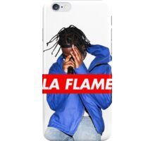 Travi$ Scott 'The Prayer' - La Flame iPhone Case/Skin