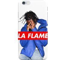 Travi$ Scott 'The Prayer' - La Flame iPhone Case/Skin
