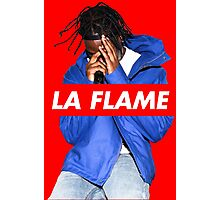 Travi$ Scott 'The Prayer' - La Flame Photographic Print