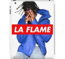 Travi$ Scott 'The Prayer' - La Flame iPad Case/Skin
