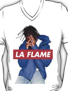 Travi$ Scott 'The Prayer' - La Flame T-Shirt