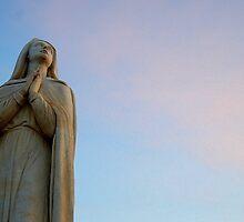 Praying Mary by Chris Jorgensen