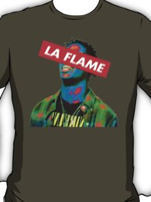 Travi$ Scott LA FLM (NEON) T-Shirt