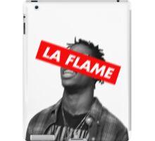 Travi$ Scott LA FLM (BLK&WHT) iPad Case/Skin