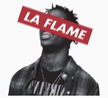 Travi$ Scott LA FLM (BLK&WHT) by jakeee
