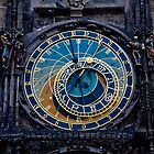 Astronomical Clock Face by eegibson