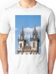 Church of our Lady. Unisex T-Shirt