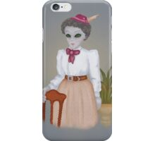 My Great-Great Grandmother Liliana iPhone Case/Skin