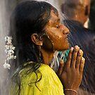 Holy Bath by Steven  Siow