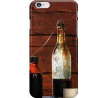 24.3.2015: Old Glass Bottles iPhone Case/Skin