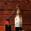 24.3.2015: Old Glass Bottles by Petri Volanen