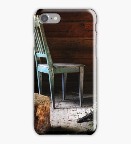 24.3.2015: Chair iPhone Case/Skin